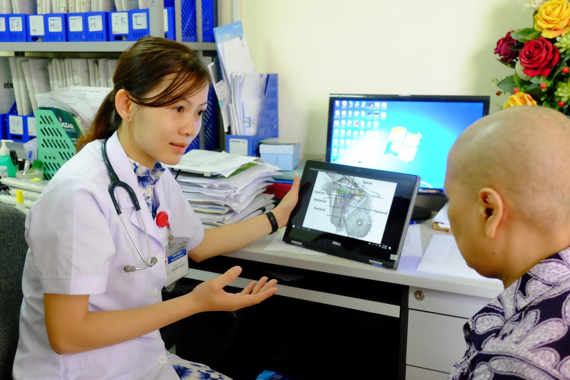 Bệnh nhân rất ít hài lòng về các vấn đề tại bệnh viện (1)