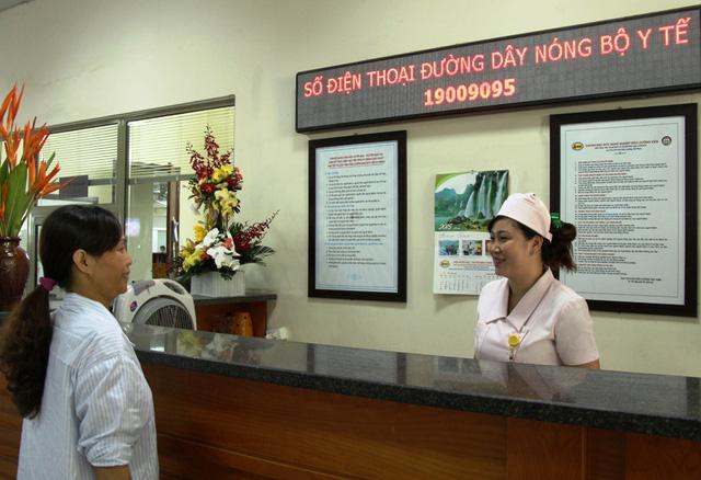 Bệnh nhân rất ít hài lòng về các vấn đề tại bệnh viện (2)