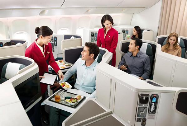 Những điều làm ngay khi bị quấy rối tình dục trên máy bay (1)