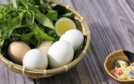 ăn rau răm khi mang thai